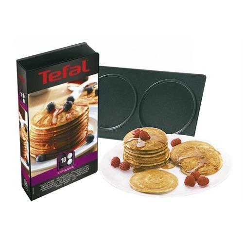 tefal xa8010 pancake platten f r snack grill sw852d wechselplatten snack collect ebay. Black Bedroom Furniture Sets. Home Design Ideas