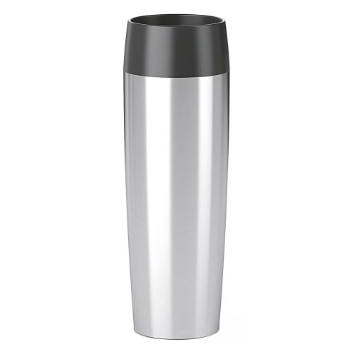 emsa travel mug grande 0 5 liter edelstahl isolierbecher. Black Bedroom Furniture Sets. Home Design Ideas